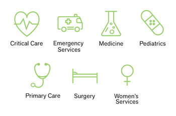 Clinical Collaboratives Icons